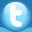 Web Image: Twitter Circle Icon