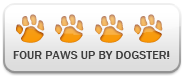 dogster 4 paws up