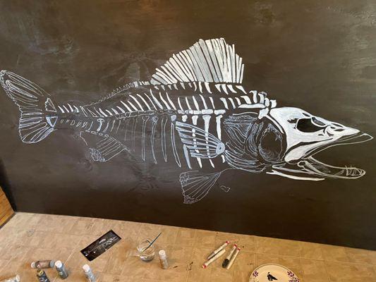 Karen's fish