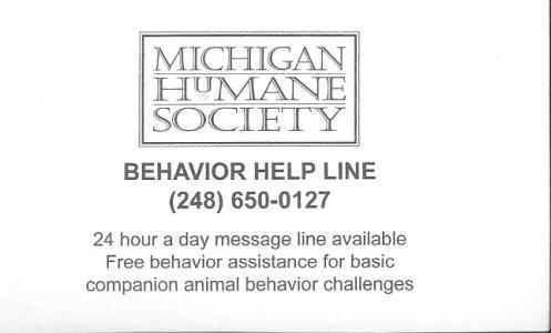 MHS Help Line