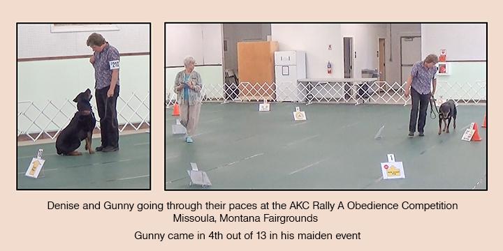 Gunny event