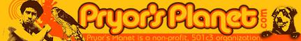 Pryor's Planet logo
