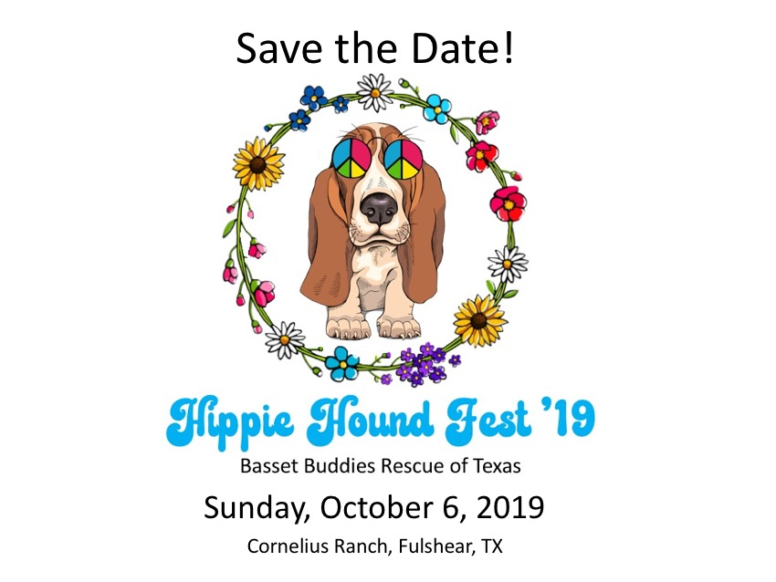 Welcome to Basset Buddies Rescue of Texas