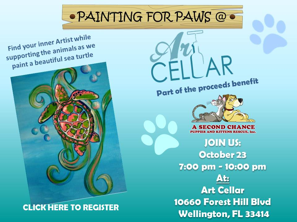 2015 Paintingforpaws