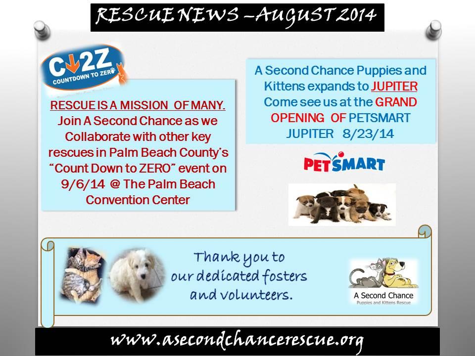 RescueNews August