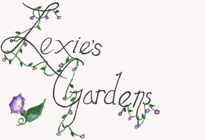 Find Lexie's Gardens on Facebook!  Click Here!