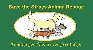 Save the Strays Animal Rescue Logo