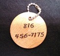 wood number