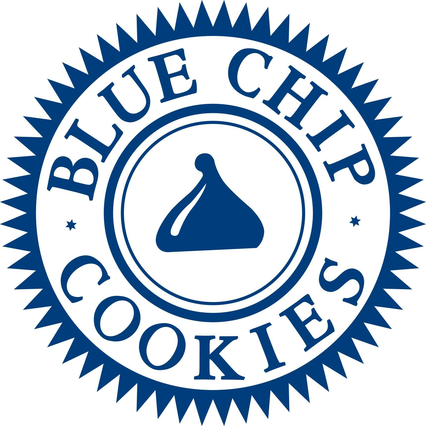 Blue Chip Cookie Logo