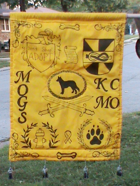 The MoGS Banner