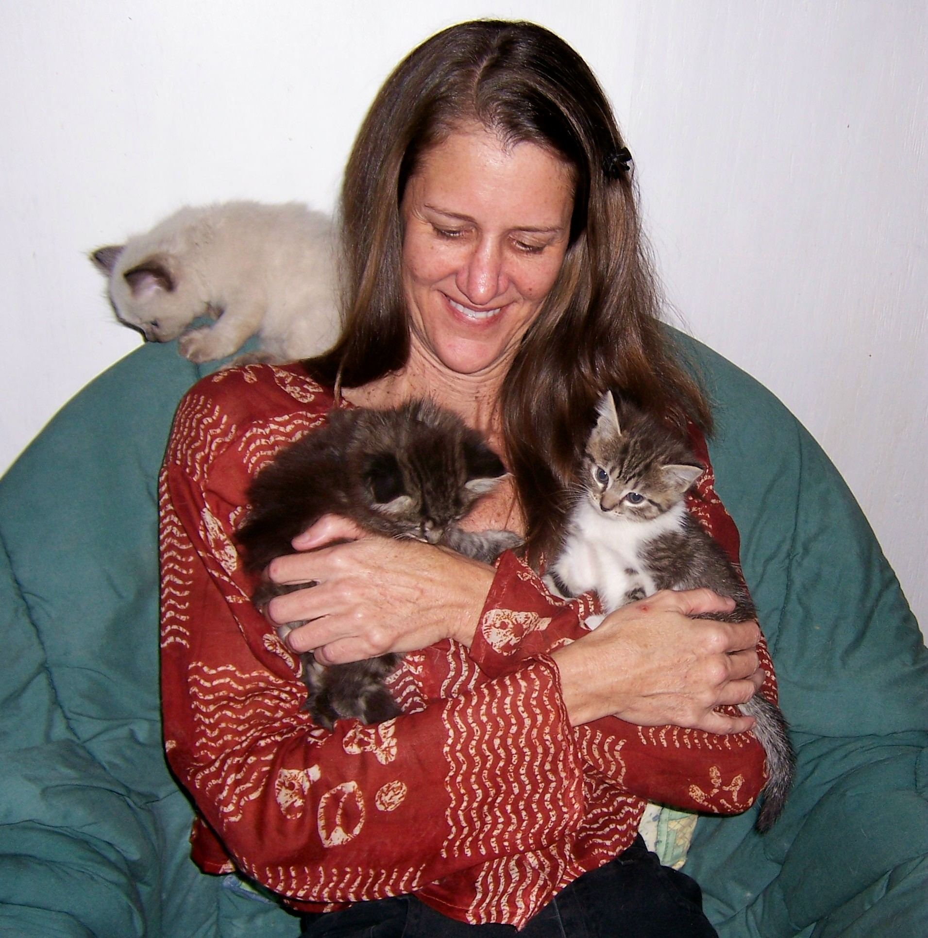 Cindy & fosters