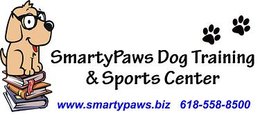 Smarty Paws logo