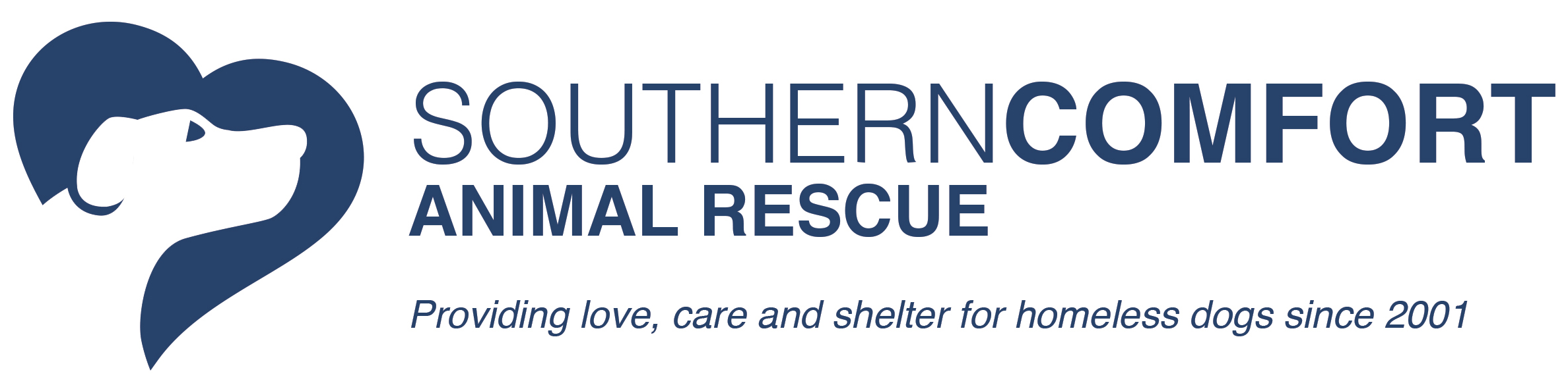 Southern Comfort Animal Rescue Logo