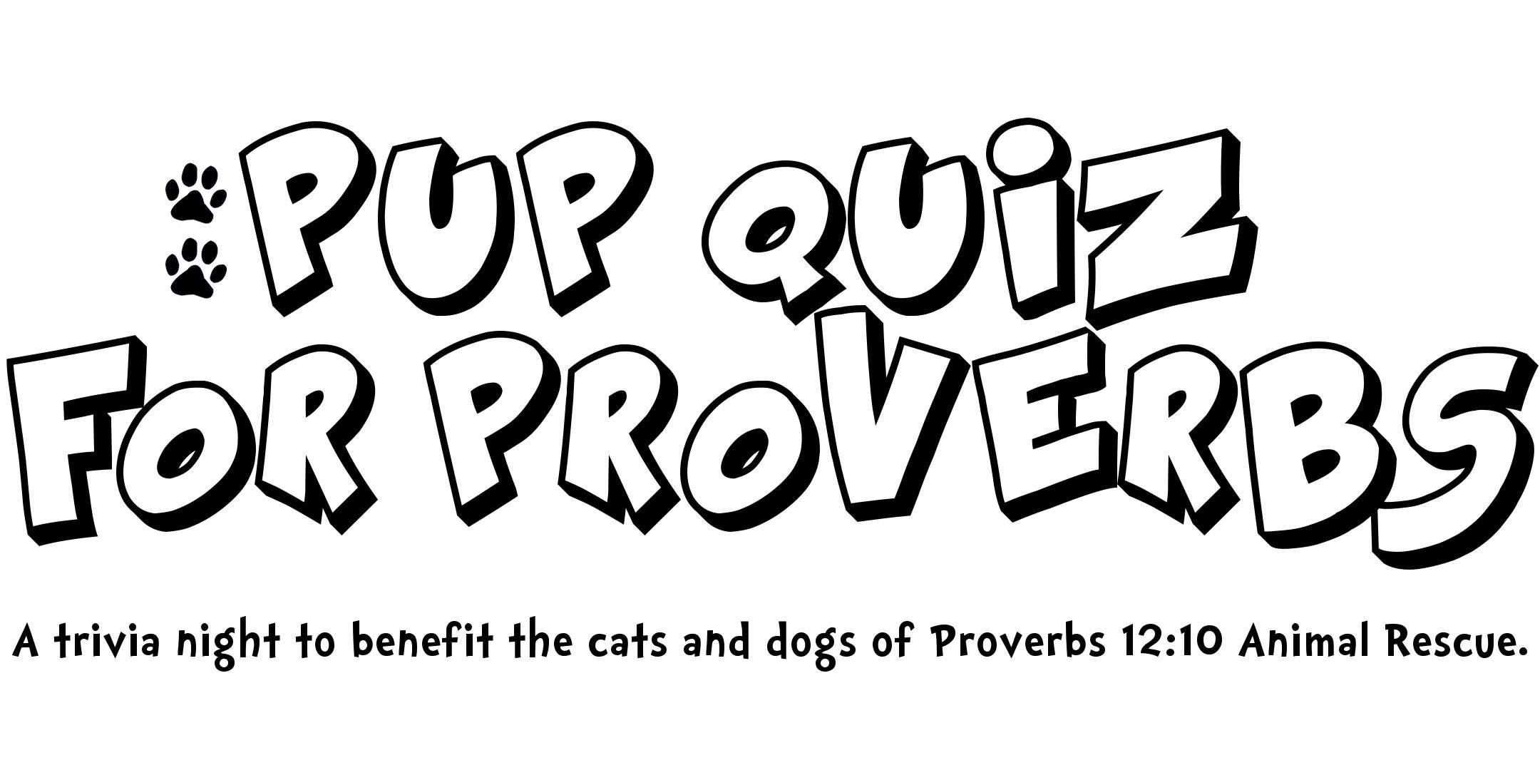 Pup Quiz