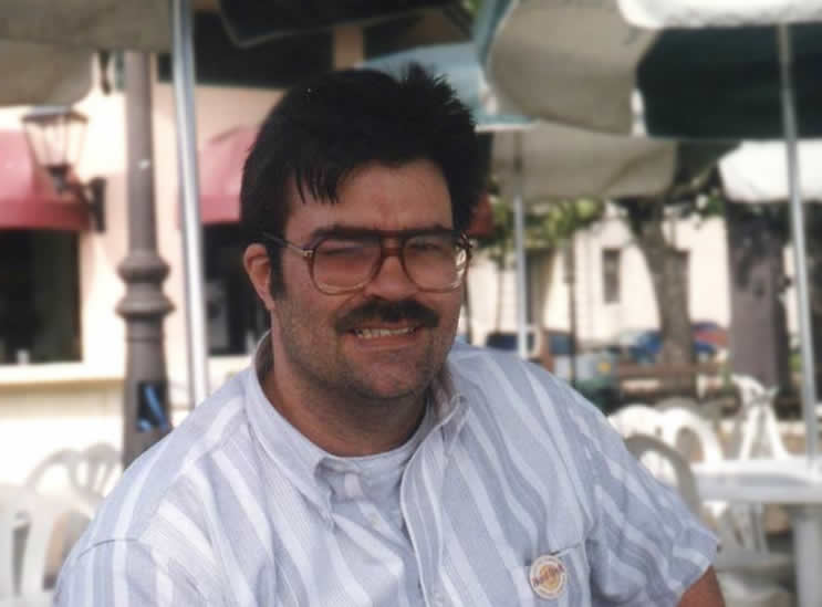 In Memory of Mark Lee