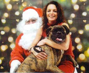Max & Santa