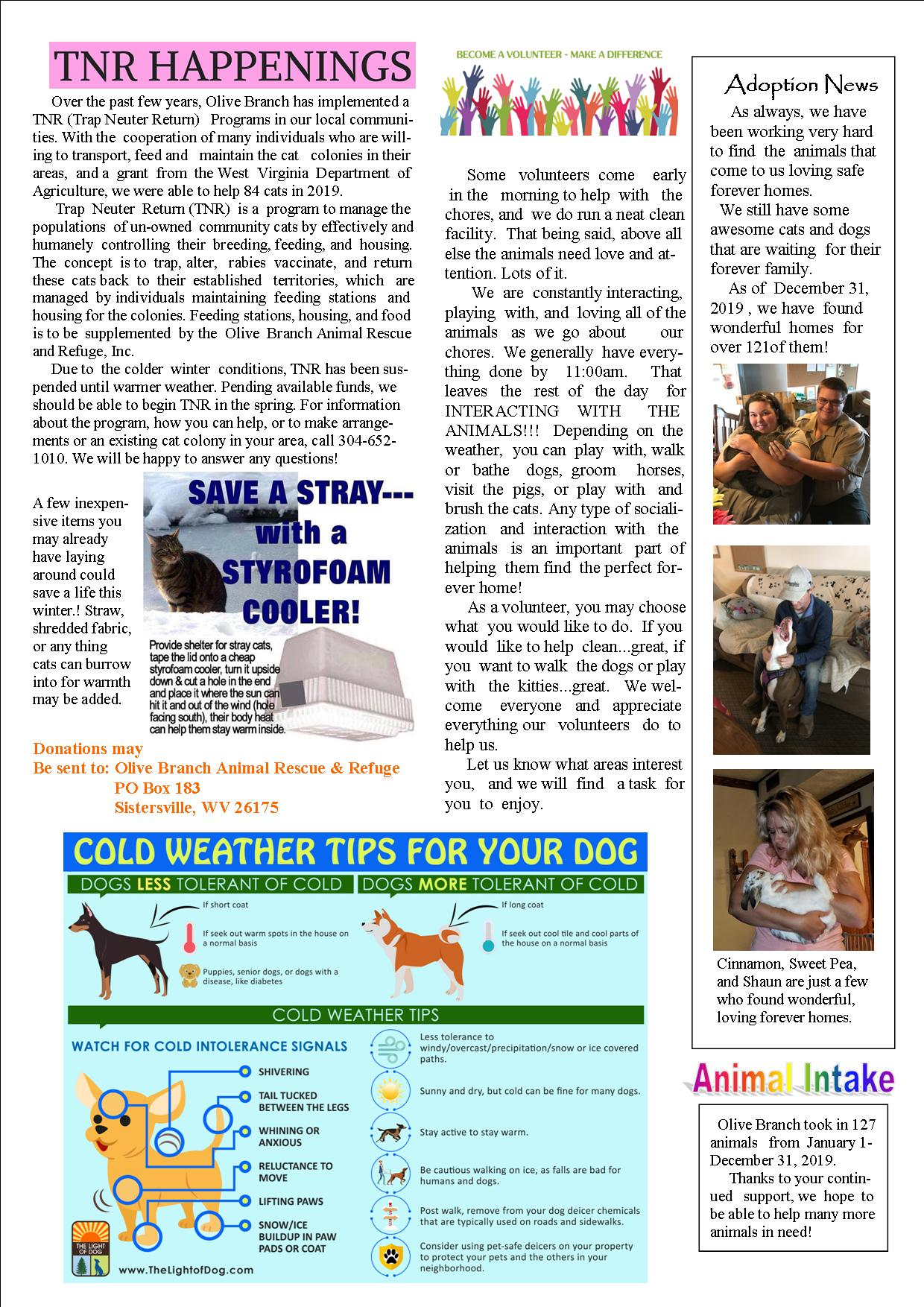 Newsletter Jan-March 2020 Page 2