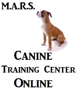 MARS online canine training center