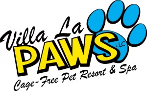 Web Image: Villa La Paws Sponsor Logo for Lost Our Home Pet Foundation