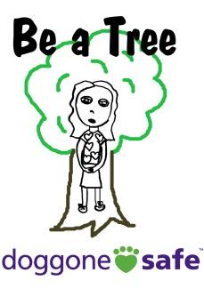 Be A Tree Tree Logo