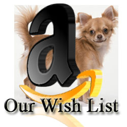 New wish list