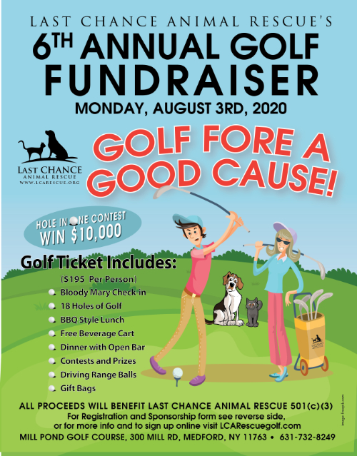 6th Annual Golf Fundraiser