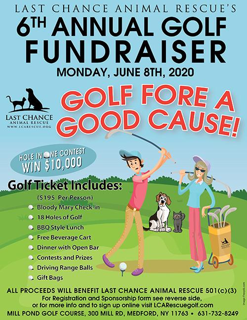 6th Annual Golf Fundraiser