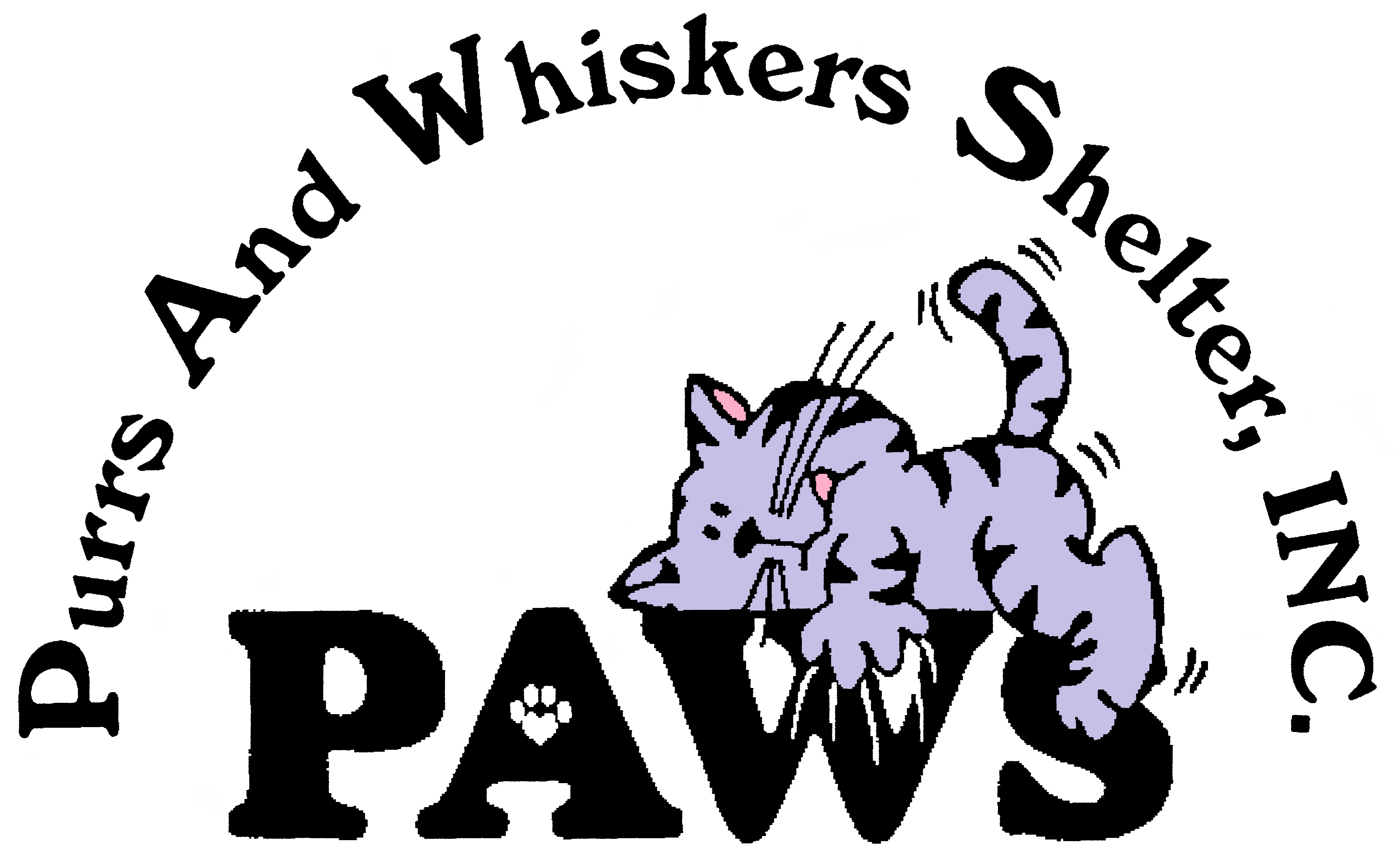PAWS logo colored