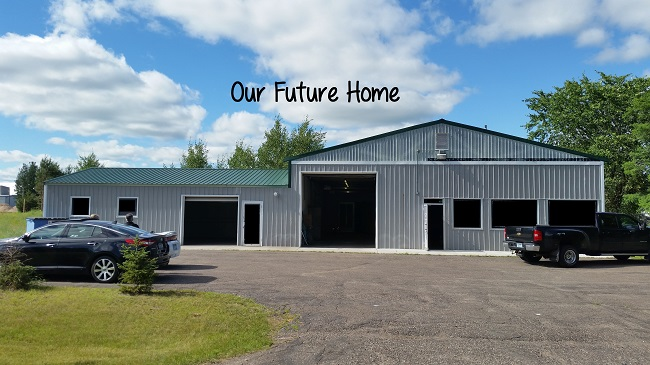 Help Us Move to Our Future Home