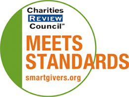 Ruff Start Rescue meets the standards of the Charities Review Council