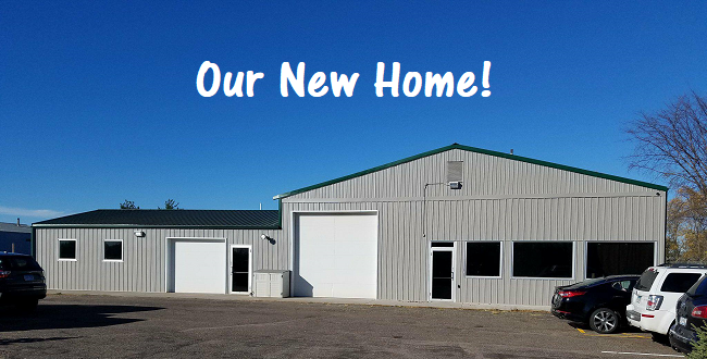 Our New Home!