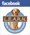 Follow LEARN on Facebook