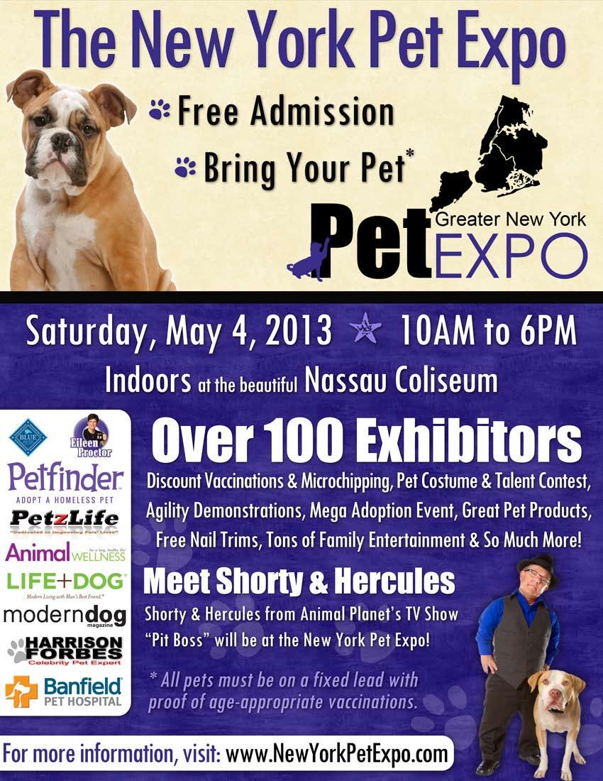 13.05.04 NY Pet Expo