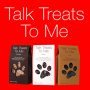 talk treats to me logo