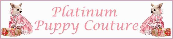 Sponsor Platinum Puppy Couture