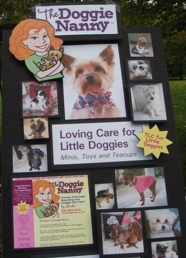 Sponsor Linda Doggie Nanny