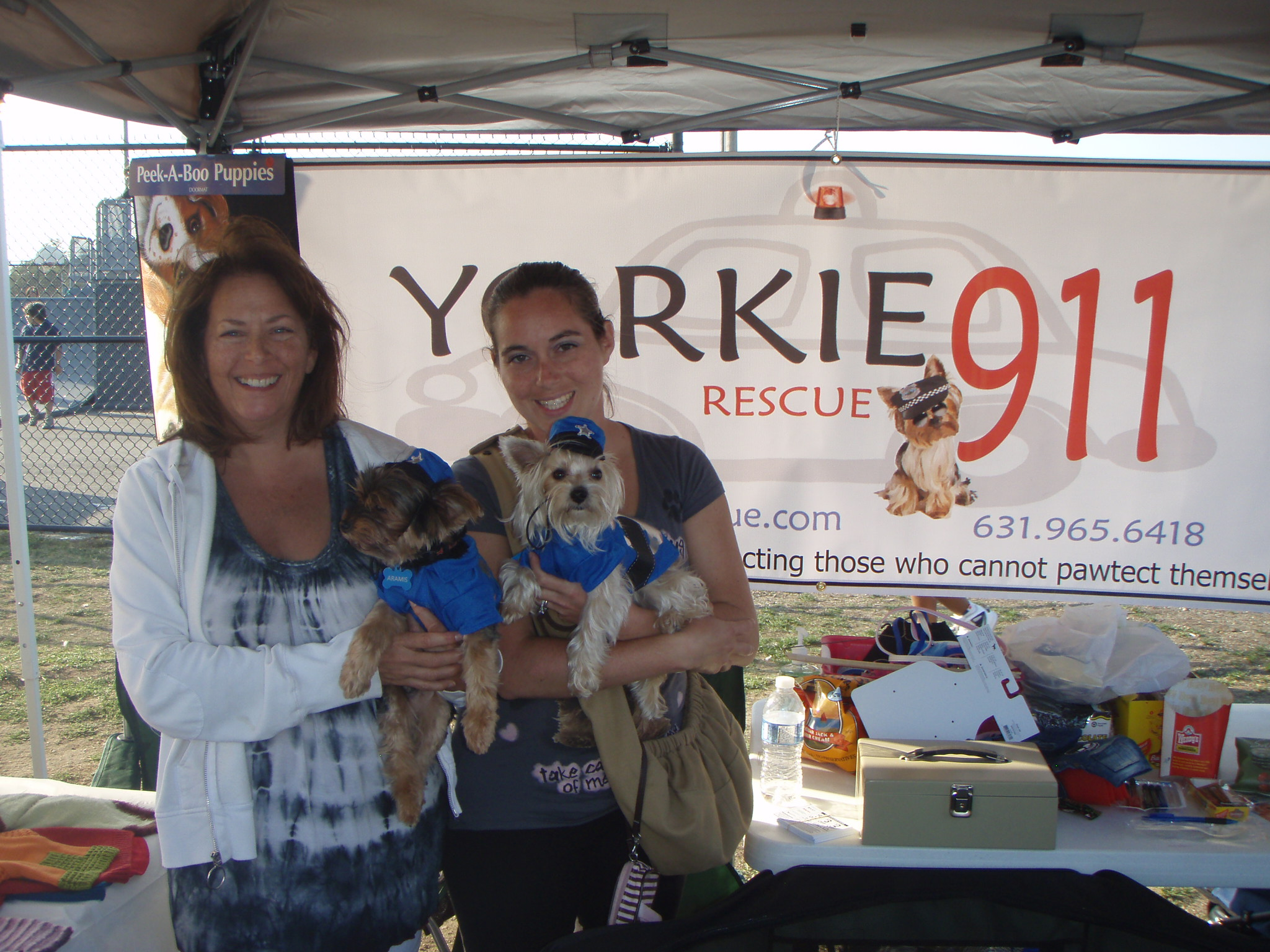 Yorkie911 Doggie Rescue Squad