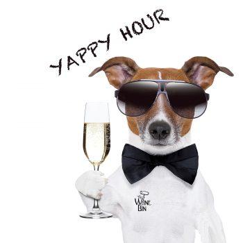 Wine Bin Yappy Hour