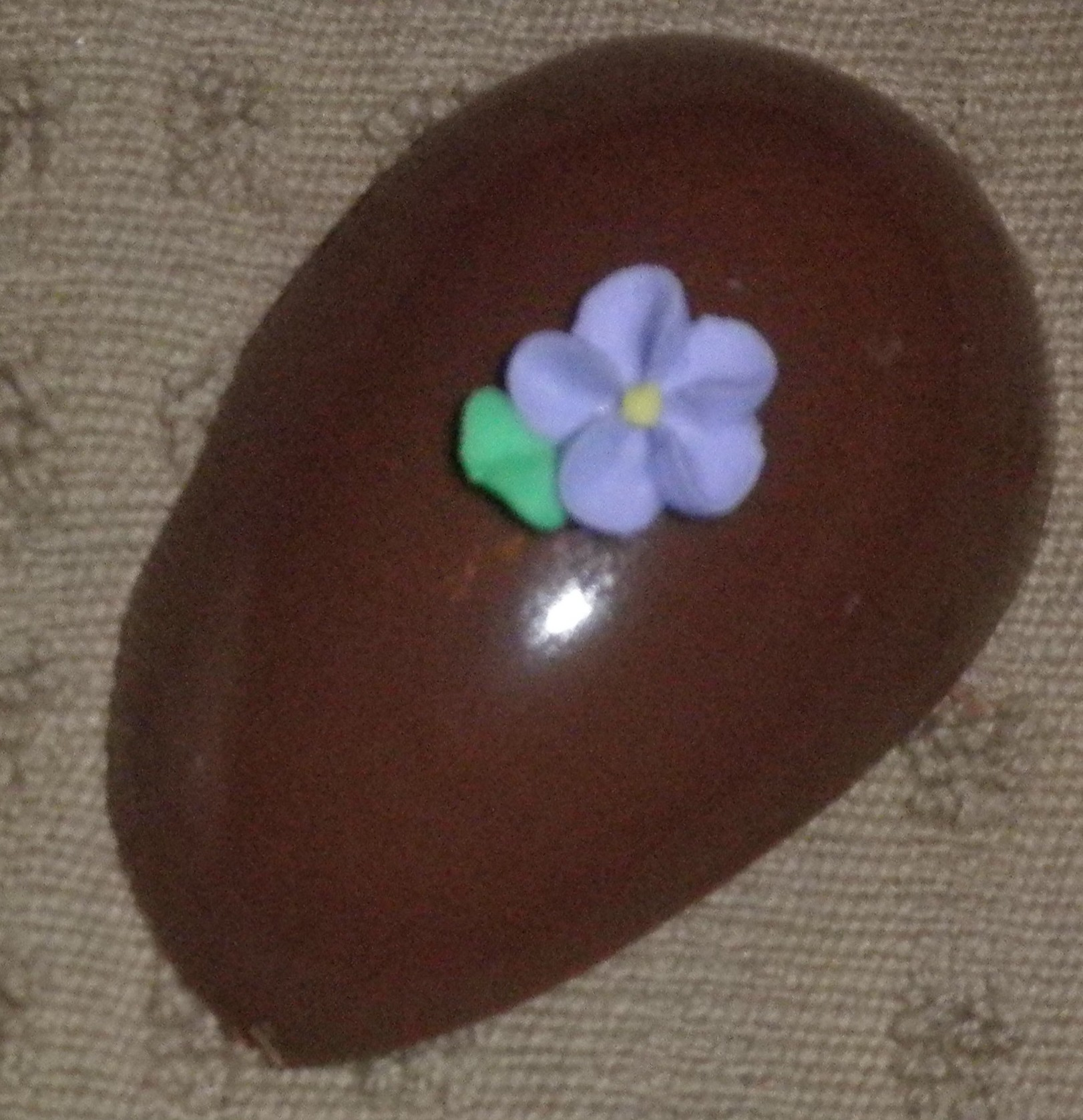 Easter candy 2 1/2 in egg