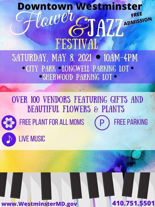 Flower and Jazz Festival 2021