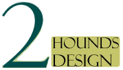 Web Image: 2 Hounds Design