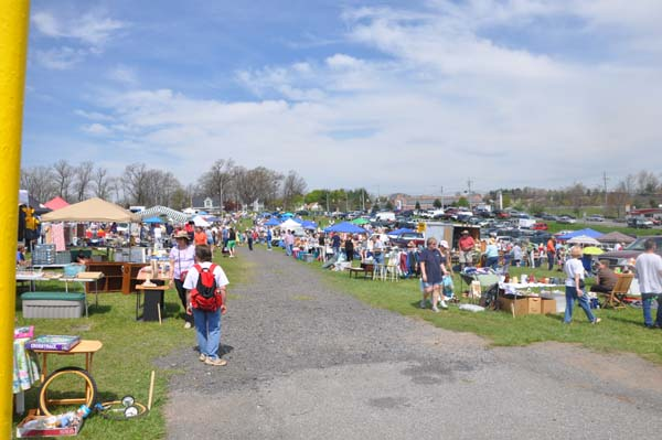 Mt. Airy Flea Market