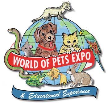 World of Pets Expo logo