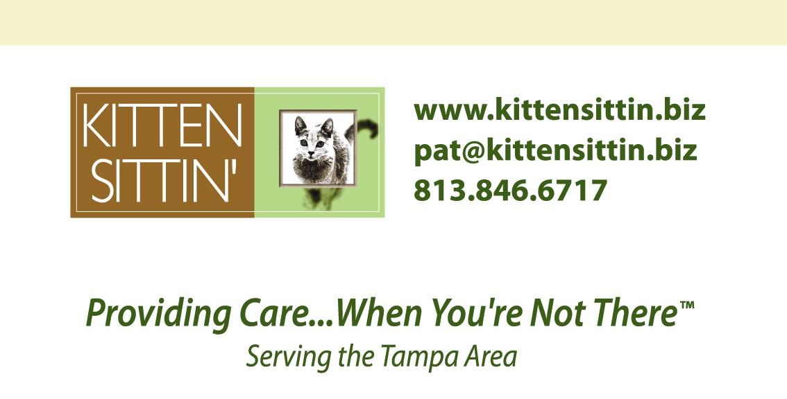 Kitten sitten logo