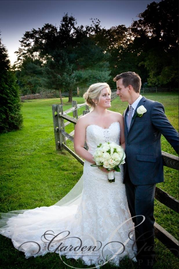 2014 - Kate and Jeremy Leach