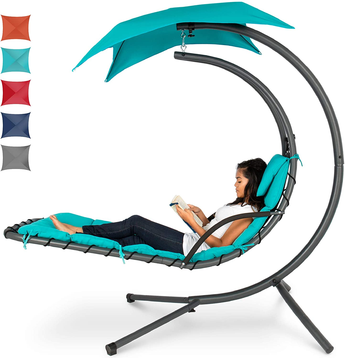 Hanging Curved Chaise