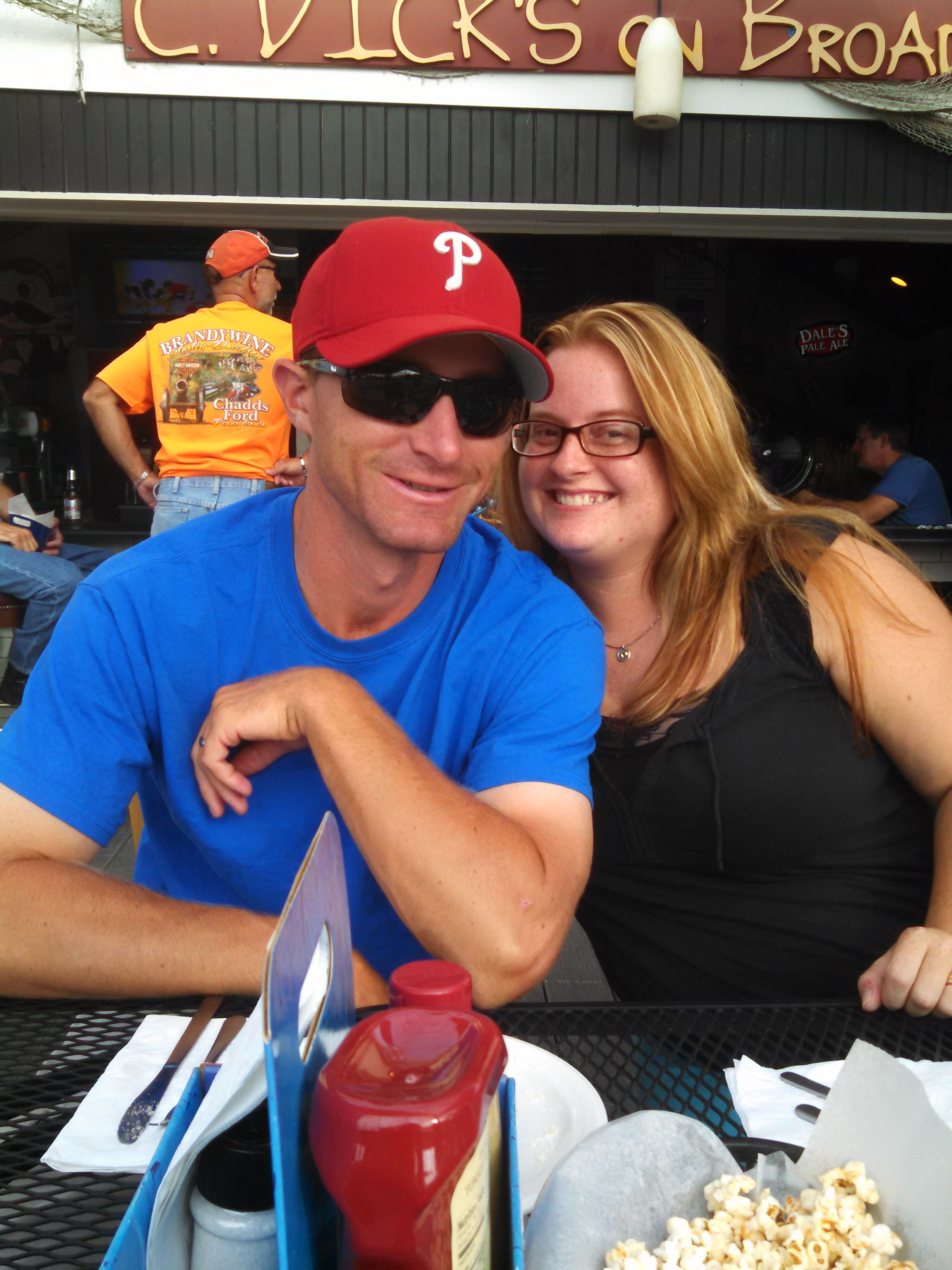 2014 - Heather and Brett Sugden