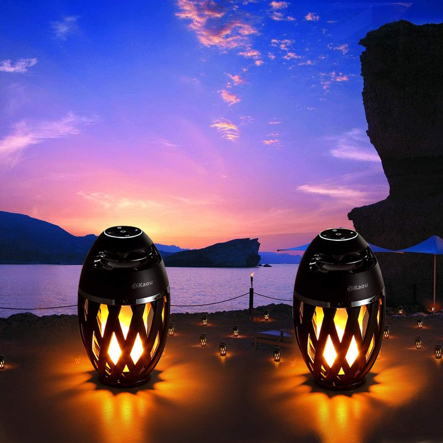 Table Lamps with bluetooth