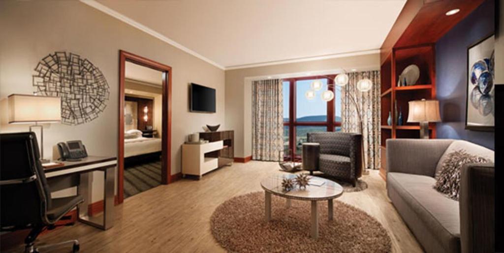 Mount Airy Casino Room