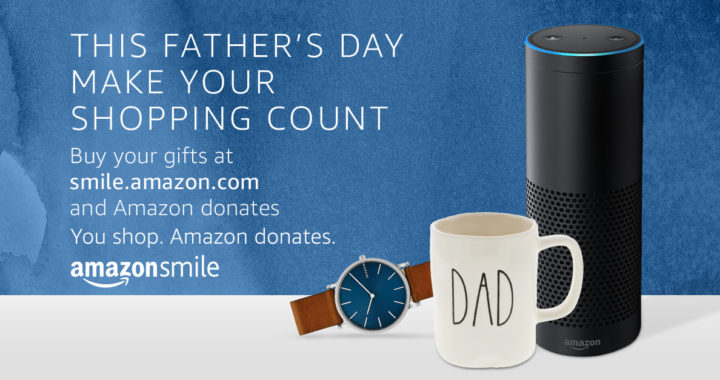 Father's Day Amazon. Smile.2020
